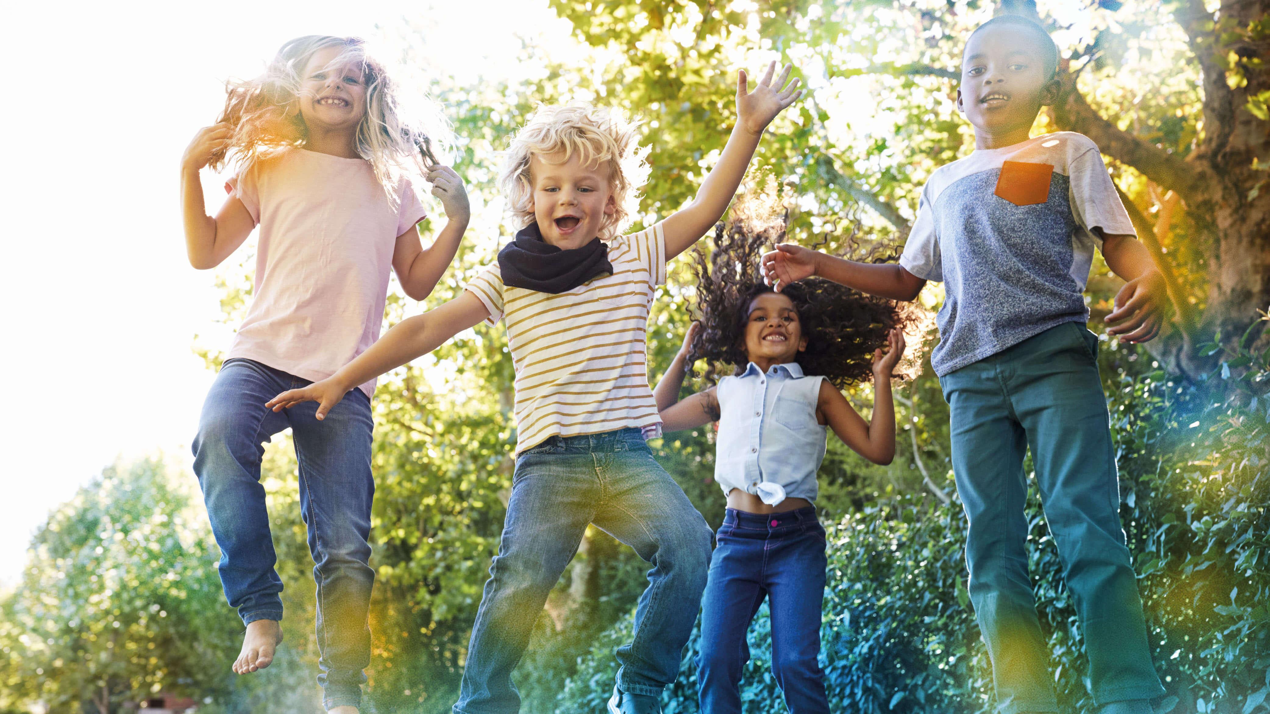 Haltungsschäden bei Kindern